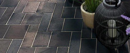 Ideas with clay pavers